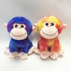 Big Eyes Monkey Plush Toys Soft Colorful Stuffed Monkey Plush