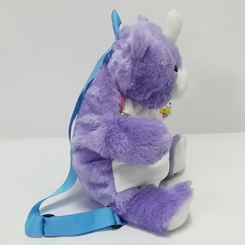 Plush Soft Toy Unicorn School Backpack for Kids
