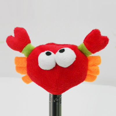 Plush Stuffed Toy Crab Finger Puppet for Kids