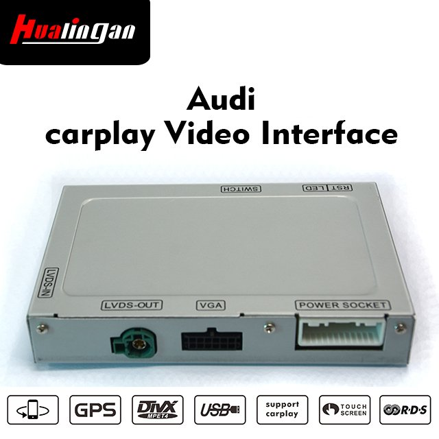 Audi-MID A4/A3/Q7 Car Video Interface