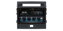 "For Toyota land cruiser 2012 Car DVD GPS navigation Headunit Radio Stereo TV 10"" (Fits: Land Cruiser)"