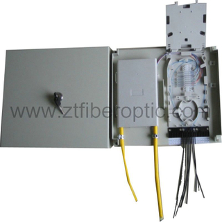 Indoor Used Wall Mounted FTTH Terminal Box