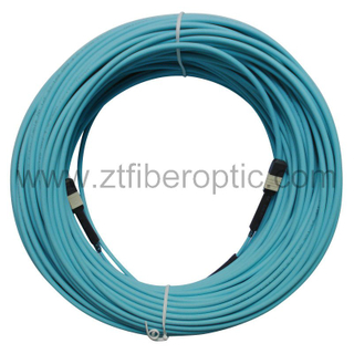 Om3 MTP-MTP Fiber Optic Jumper