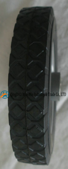 PU Foam Wheel for Trolley (8*1.75)