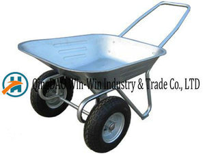 Wheelbarrow Wb6211 PU Wheel Hand Trolley