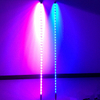 5ft ATV off road Multi color LED lighted whips flagpole