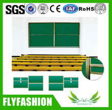 High quality green teaching writing board with Magnetic(SF-07B)