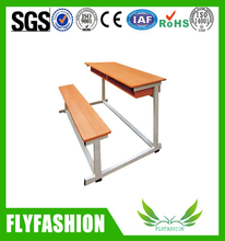 Simple School Desk and Chair/School Furniture Desk and Chair/School Desk (SF-34D)