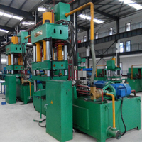 LPG Gas Cylinder Manufacturing Equipment Deep Drawing Machine