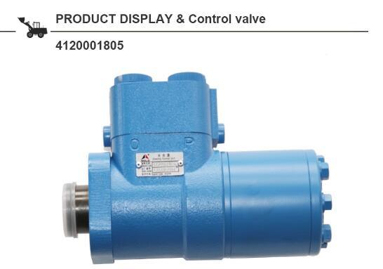 Control Valve 4120001805 for Sdlg Wheel Loader 936