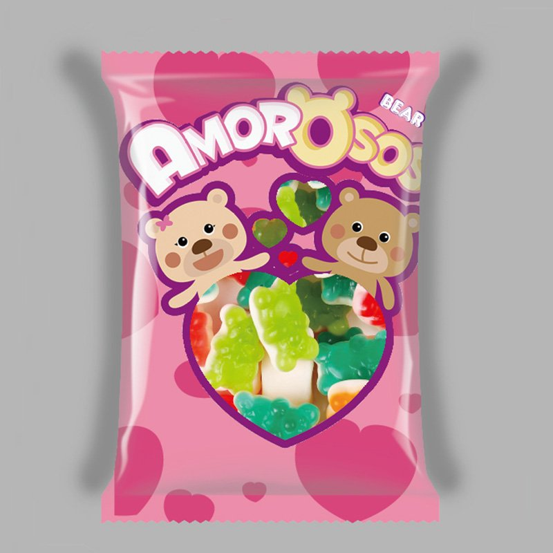 Valentine Gummy Bears Candy