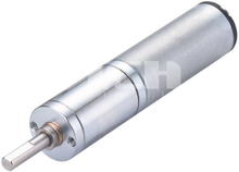 12mm DC Planetary Gearmotor 2.4V And 3V