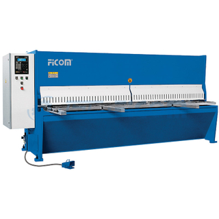 CHG Series CNC Guillotine Shear