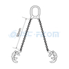 Drum Clamp, Item Code: 130### (Capacity: 1000 kg)