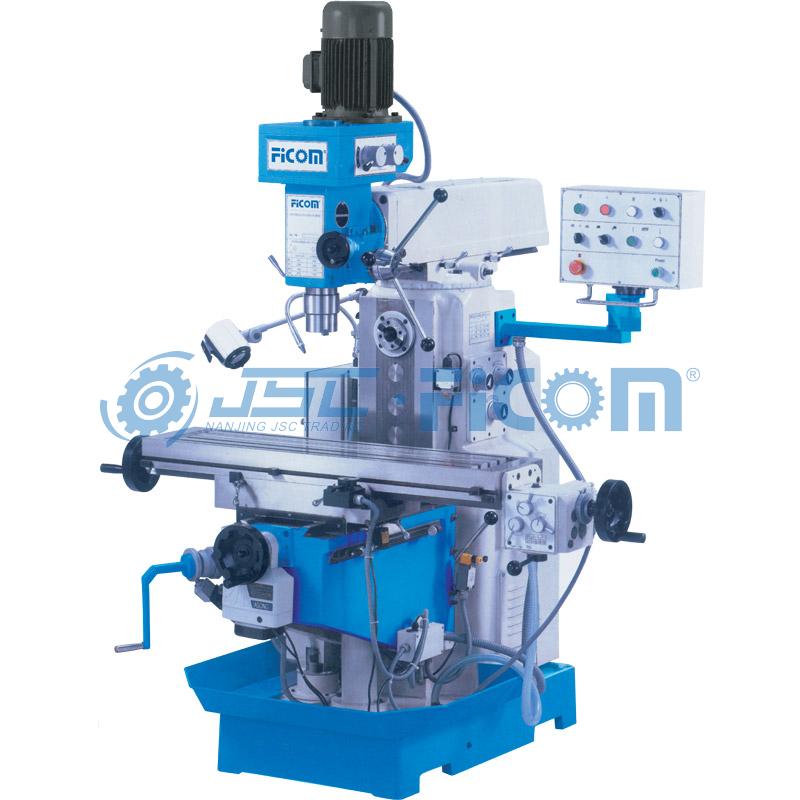 MDH60 Milling&Drilling Machine