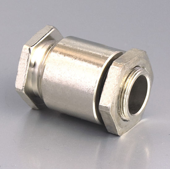 Metal Cable Gland to Box Zinc