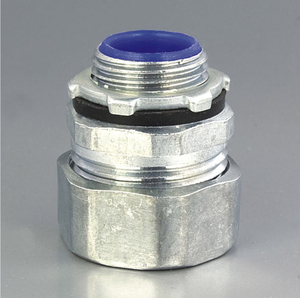 IMC Male Compression Connector Zinc Die Cast