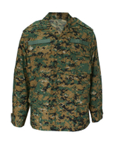 1502 Woodland Digital Bdu Uniform