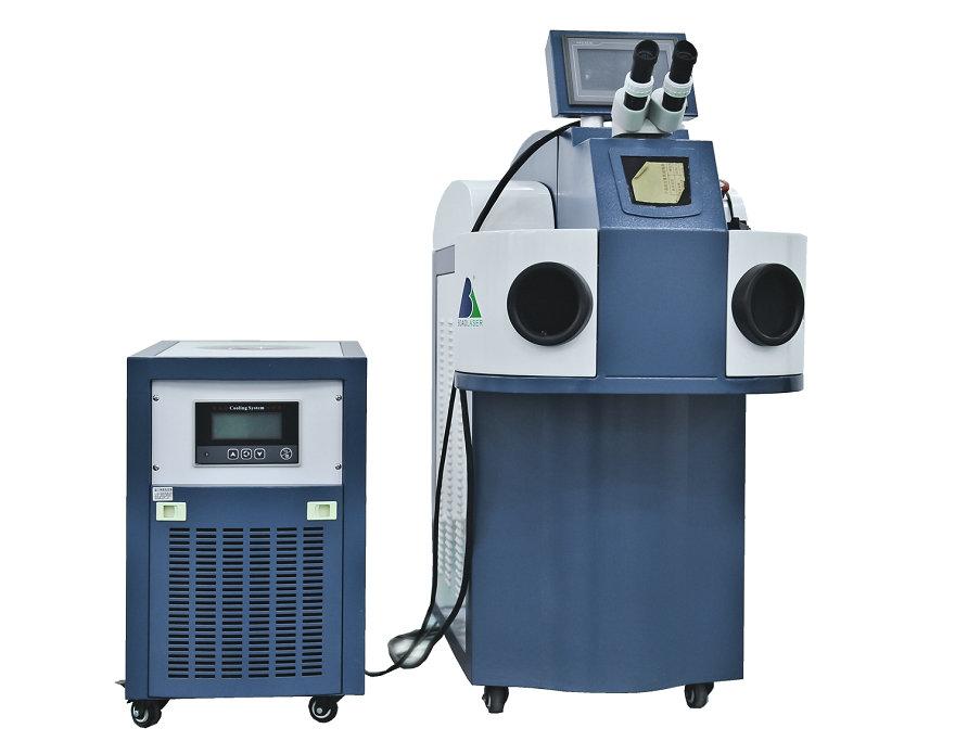 jewelry laser welding machine water cooling model