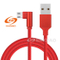 Elbow Braided Charging Data Cable
