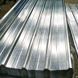Galvanized Corrugated Iron Roofing/Cladding Materials/Zinc Coated Roof Sheets