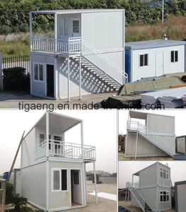 High Quality Luxurious Earthquake Resistance Prefab Houses for Chile