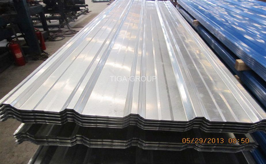 Roof Sheets/Corrugated Steel Plate/Color Coated Metal Sheets for Roof