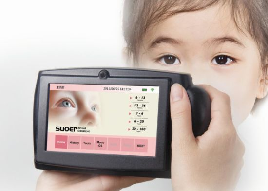Sw800 China Top Quality Child Optometry Machine de dépistage oculaire