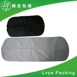 Suit cover plastic pvc garment bag wholesale