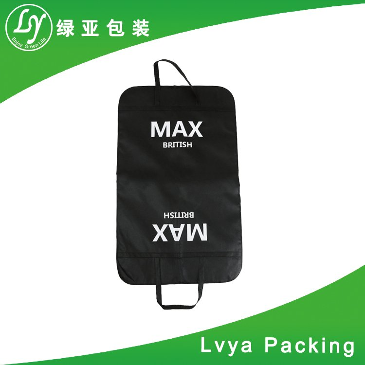reusable foldable non-woven suit cover/garment bag made in China