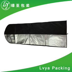 Dustproof Hanging Suit Clothes Storage Cover Garment Bag