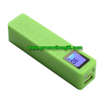 Mini Power bank with LCD display