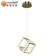 2018 New Design Chandelier Lamps Aluminum Hanging Lighting OMD8180003-200