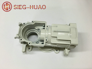 Magnesium Alloy Die Casting Powder Coated Motor Housing for Lawn Mower