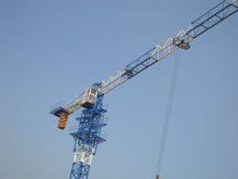 FLAT TOP TOWER CRANE PT5013