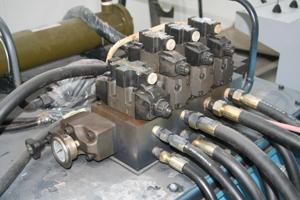 Hydraulic units