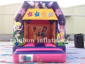 RB1059(3x3.5m)Inflatables Fair Theme Bouncer