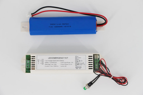 Constant voltage DC24V strip light of emergency