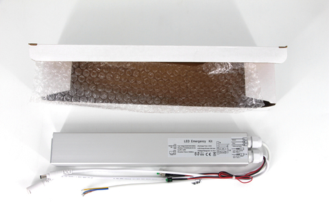 Emergency Conversion Kits & Emergency Packs for LED Lamps