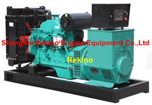 Cummins 145-200KW 50HZ Diesel genset generator set
