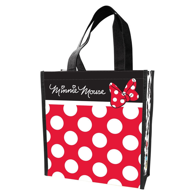 Disney Classic Minnie Mouse Recycled Shopper Tote Bag