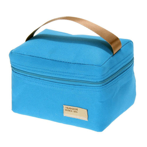 Thermal Portable Insulated Waterproof Cooler Lunch Picnic Carry Tote Storage Bag