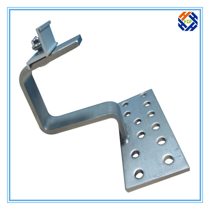 Stainless Steel Roof Hook for Solar Panel Mounting