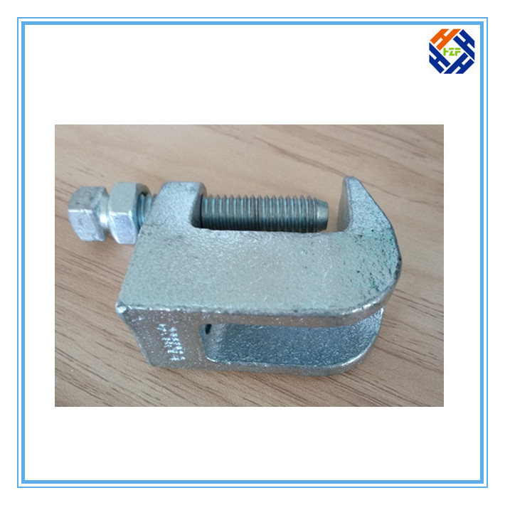 Stainless Steel Casting Beam Clamp for Construction-4