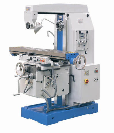 X6125C UNIVERSAL KNEE-TYPE MILLING MACHINE