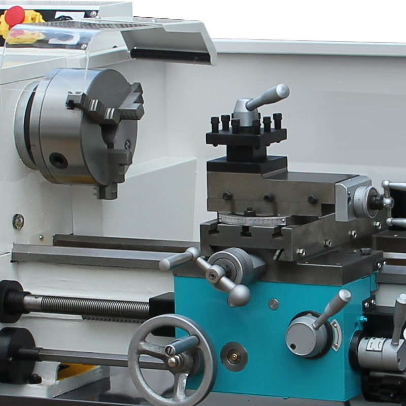 Turning lathe and milling machine AT330C-1