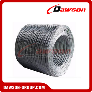 DSf000 Hot Galvanized Wire Produtos de seda Iron Wire Products