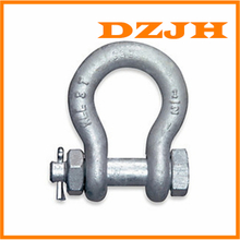 Anchor Shackles With Bolt And Nut