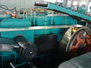 stainless steel rolling machine