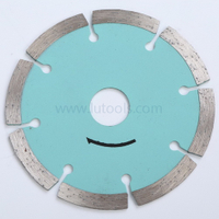 Segment Dry Cutting Type Diamond Saw Blade for All Stones